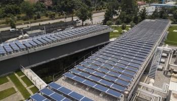 Adana'da Vodafone'dan Güneş Enerjisi Yatırımı