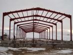 FEMA Konya Çelik çatı çelik yapı çelik bina yapımı