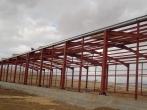 FEMA Konya çelik bina yapımı Fabrika Çelik Çatı