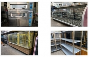 KOÇİNOKS Konya İkinci El Endüstriyel Mutfak Lokanta Malzemeleri